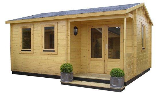 Dorset Log Cabins