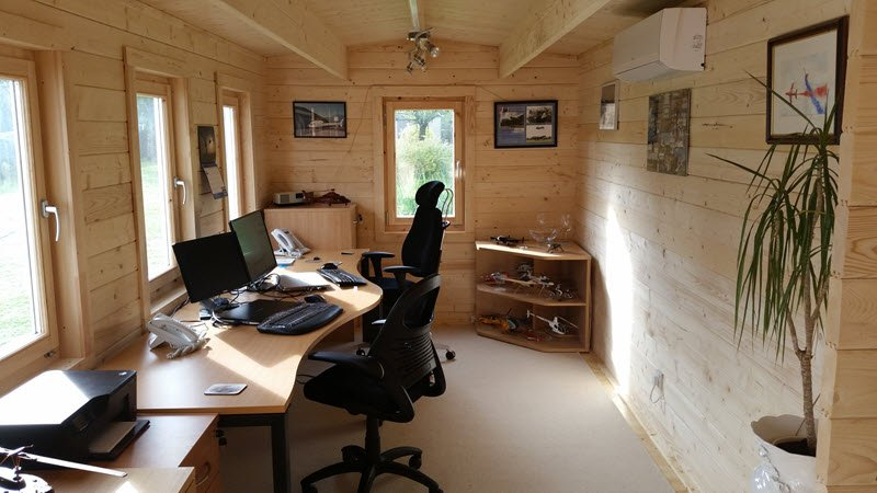 Garden Room Ideas Home Office Hobby Room Quiet Safe Haven