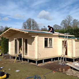 Cabin design through to installation