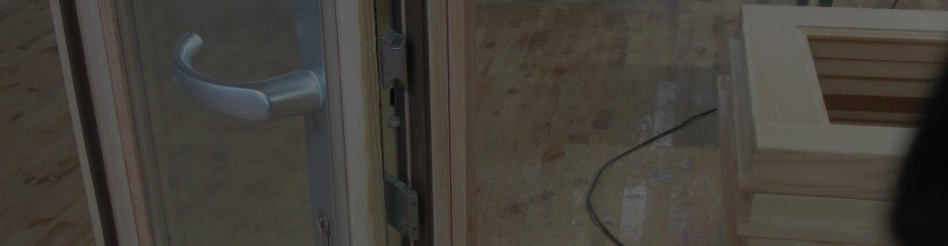 Log Cabins - Windows - Doors - Security