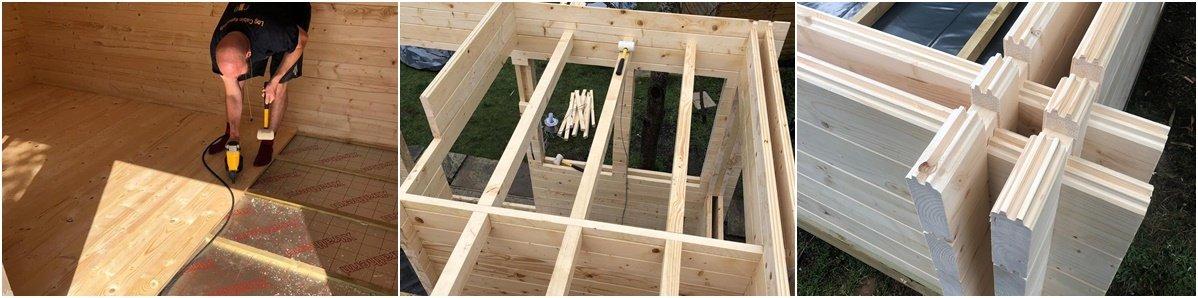 Cabin insulation options