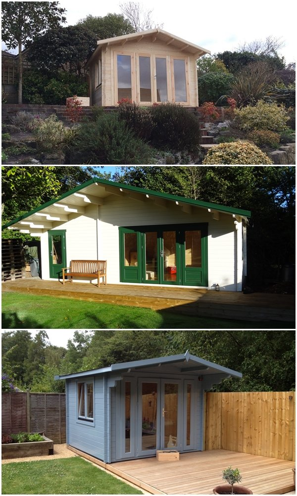 Our Timber Garden Buildings are perfect for a wide range of practical and recreational uses.