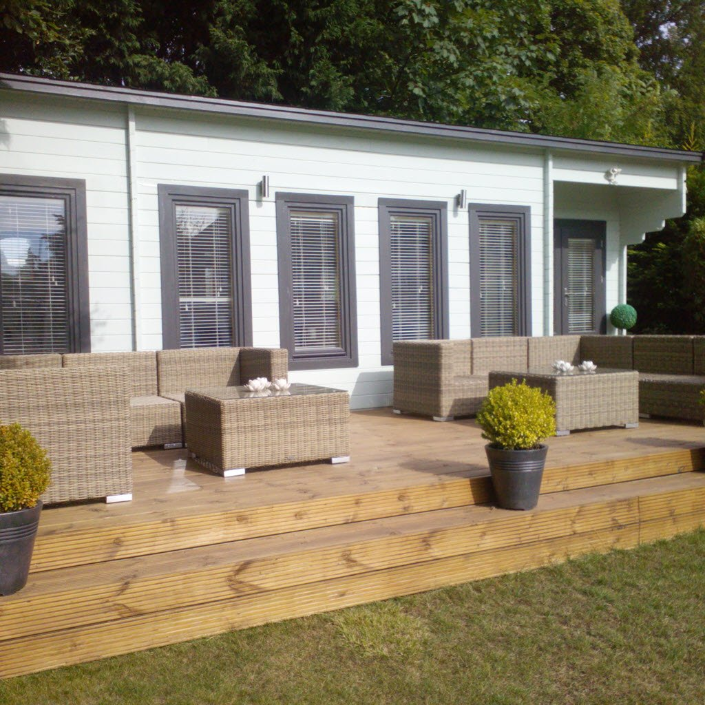 Log Cabins For Sale, Somerset