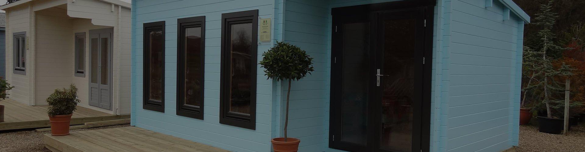 Log Cabins, Garden Buildings, Home Offices - Farnham