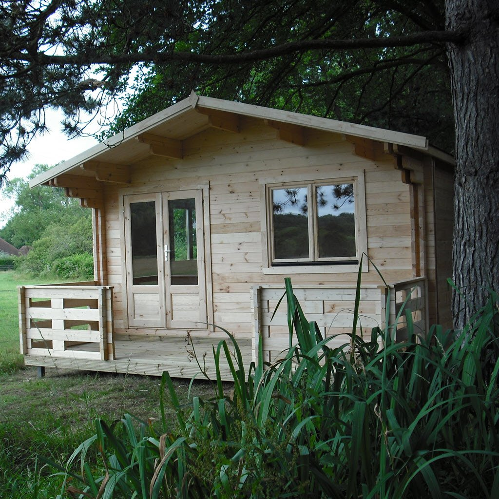Log Cabins For Sale, Hampshire