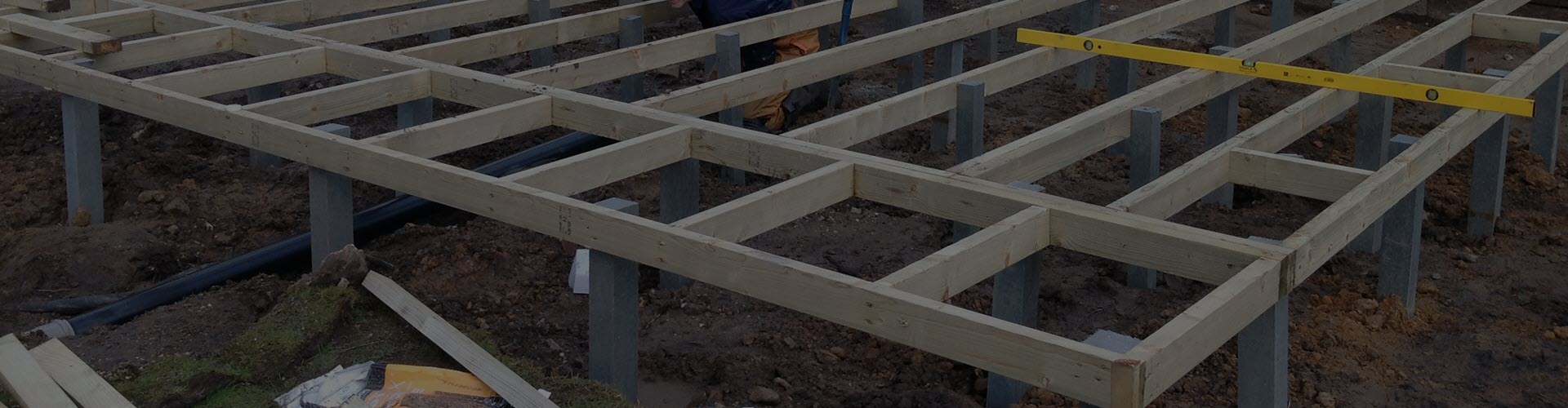 Log Cabin Basework