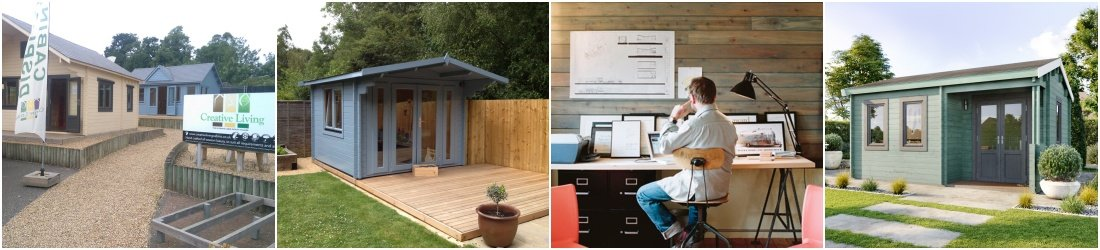 Log Cabins & Garden Home Offices High Wycombe