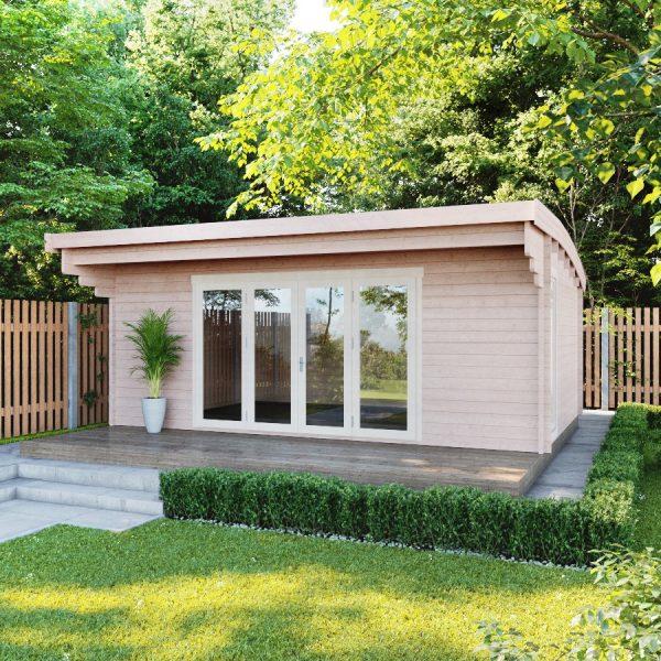 Berkshire Cabin as a Artists studio