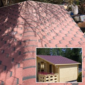Felt Shingle Roof