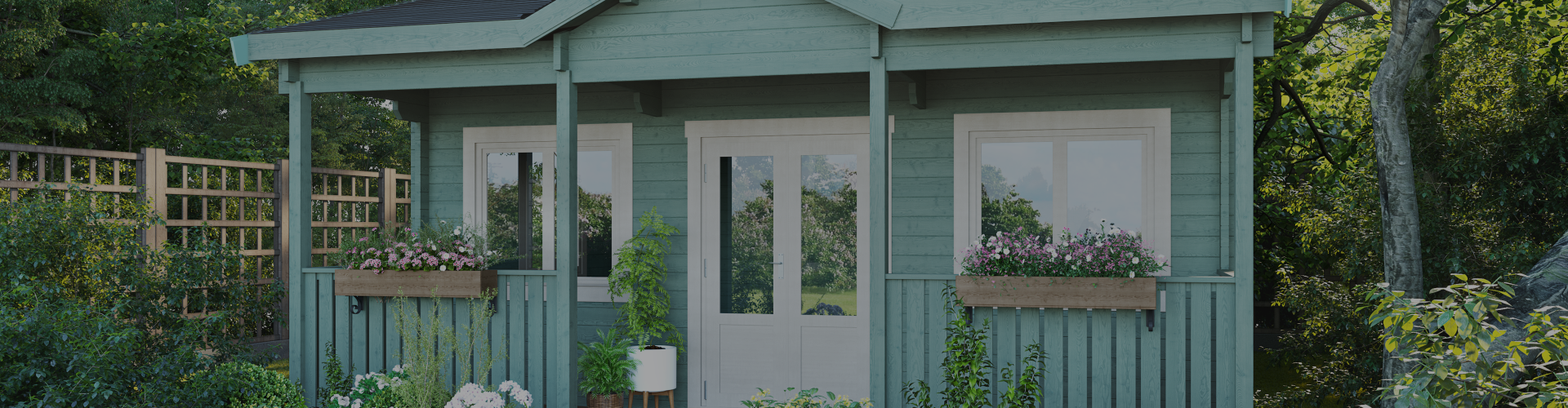 Log Cabins Supplier, Garden Home Offices, Cornwall