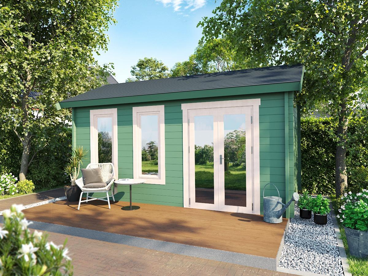 Oxfordshire Log Cabin