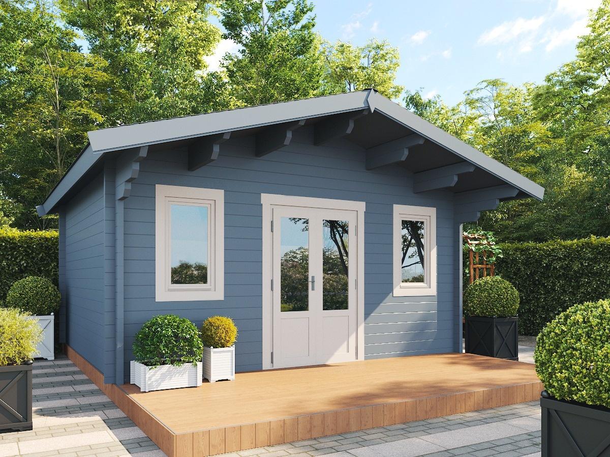 Suffolk Log Cabin