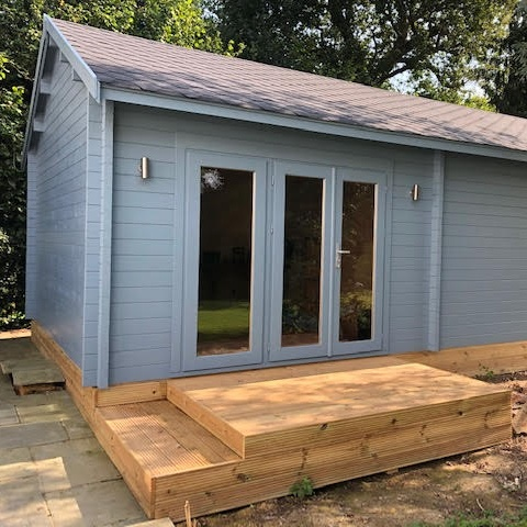 Buy Bespoke Log Cabin, UK